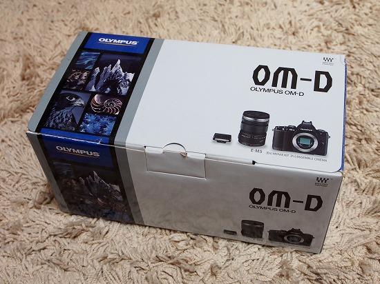 オリンパスOM-D E-M5